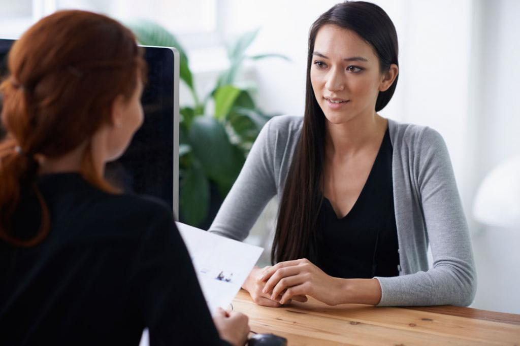 How do I deal with weaknesses in the interview?